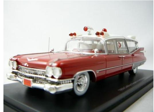 Miniature ambulance 4