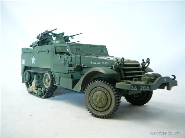 Miniature militaire US 1