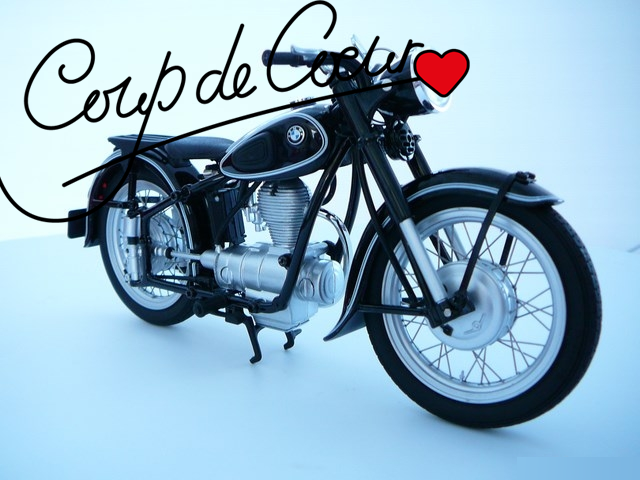 Miniatures moto