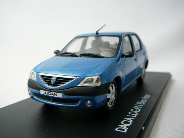 Miniature 100981Freeway01 Berline El Eligor Dacia Logan 143 rxWdoBCe