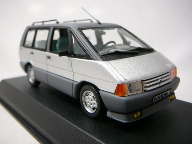 Miniature Voiture Renault Espace 1984 Norev